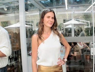Laura Marchi e Paula Trabulsi reúnem glamurettes para lançamento de coleção de joias