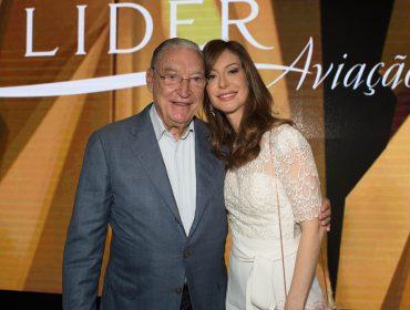 A Líder Aviação comemorou seus 60 anos em grande estilo nessa quarta-feira