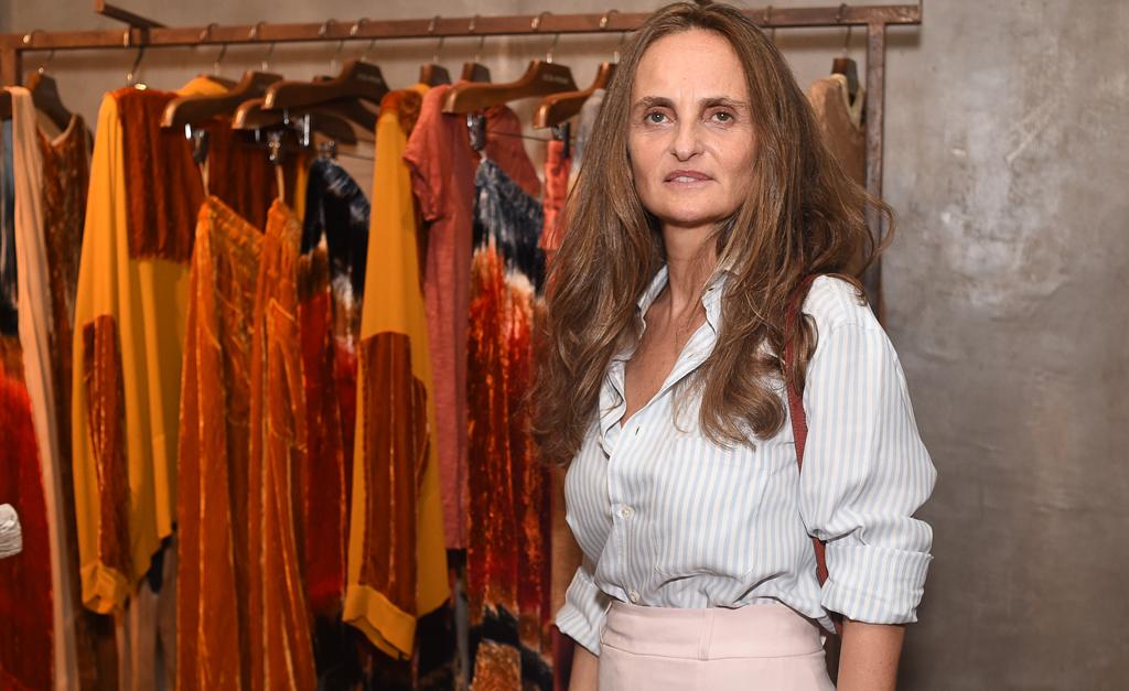 615544583 Gilda Midani lança nova linha de roupas em sua loja da Oscar Freire nessa  quarta