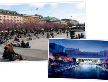Estocolmo diz não aos planos da Apple de construir mega-loja no meio de parque histórico da cidade