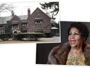 Três meses depois da morte de Aretha Franklin, mansão da cantora é vendida por R$ 1,15 milhão