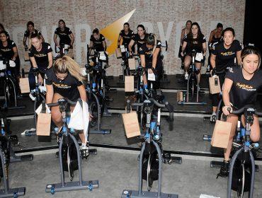 Glamurettes pedalaram muito na segunda aula do nosso Projeto Verão. Espia!