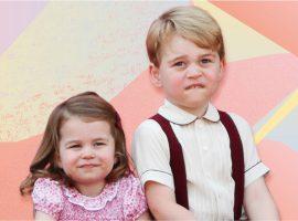 A princesa Charlotte e o príncipe George seguirão uma tradicional alemã neste Natal. Saiba qual!