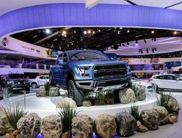 Com foco no consumidor, Ford exibiu o que há de mais novo em tecnologia e inovação no Salão do Automóvel 2018