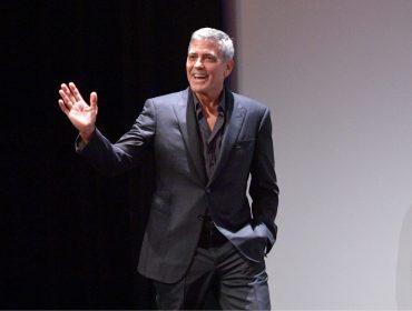 George Clooney doa Harley Davidson para ONG que auxilia veteranos de guerra nos EUA