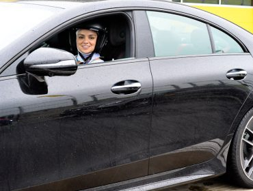 Os highlights da tarde promovida especialmente para mulheres pela Mercedes-Benz. Play!