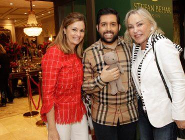 Inauguração da Stefan Behar Maison agitou no Shopping Iguatemi São Paulo nessa quinta-feira