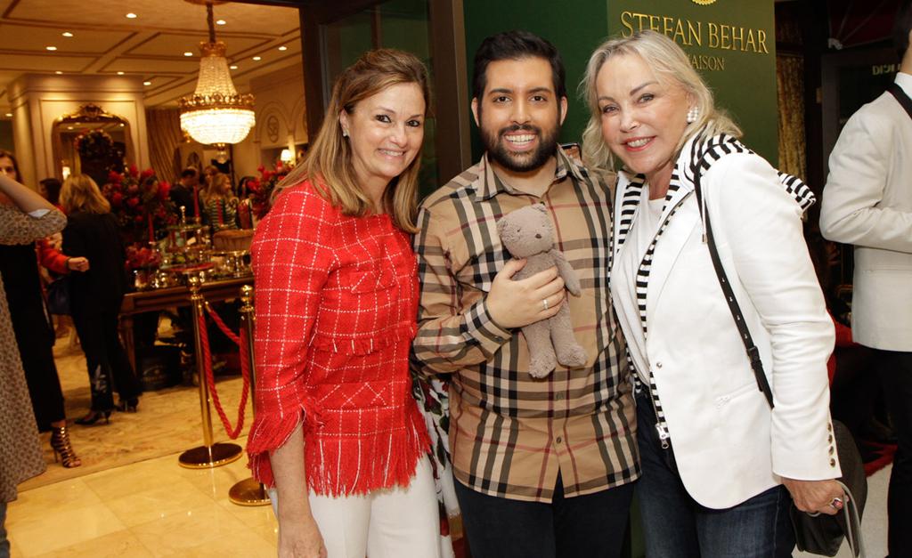 73c41db0a3bf1 Inauguração da Stefan Behar Maison agitou no Shopping Iguatemi São Paulo  nessa quinta-feira