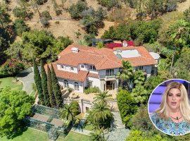 """Kirstie Alley coloca à venda por mais de R$ 46 mi château que comprou em 2000 por """"apenas"""" R$ 11,6 mi"""