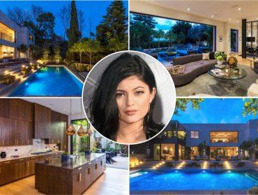 """""""Só"""" R$ 50 milhões! Aos 21 anos, Kylie Jenner compra mais um château na Califórnia"""