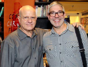 Noite de autógrafos de novo romance de Luis Erlanger agita a Livraria Travessa no Rio