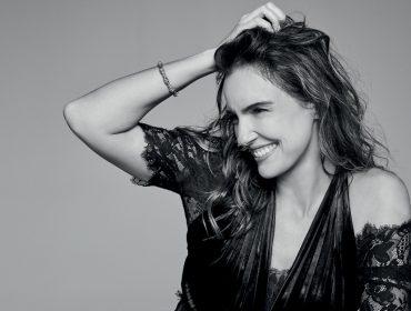 """Luciana Cardoso relembra tempos de modelo para J.P e dispara: """"Quanto menos você se expõe, menos você dá a cara a tapa"""""""