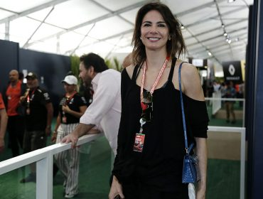 Chandon recebe convidados especiais em agito armado no Grande Prêmio Brasil de Fórmula 1™