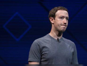 Deu ruim! Mark Zuckerberg vai terminar 2018 com R$ 76,3 bi a menos na conta