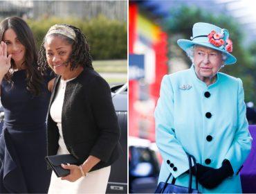 Elizabeth II convida a mãe de Meghan Markle para passar o Natal com a família real