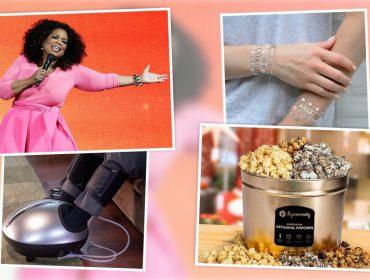 De pipoca artesanal a pulseiras empoderadoras: os favoritos de Oprah agitam o mercado americano