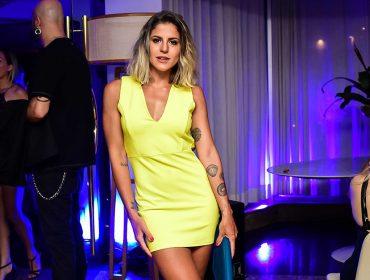 "Cia de dança de Andrea Raw surpreende convidados da festa ""Maravista"" no Sofitel Ipanema"
