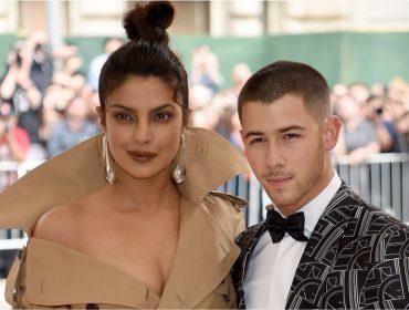 Nick Jonas e Priyanka Chopra vendem os direitos às fotos de seu casamento por R$ 9,3 mi