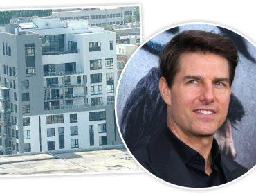 """Cobertura de Tom Cruise na Flórida é apelidada de """"Torre do Tom"""" pelos vizinhos. O motivo?"""