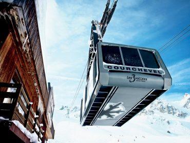 Courchevel, exclusivíssima estação francesa de esqui, dá start em sua temporada de inverno