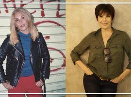 Carolina Ferraz radicalizou e Glamurama mostra o novo look da atriz. Vem!