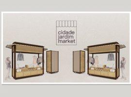 Cidade Jardim Market ganha primeira edição a partir desta terça-feira