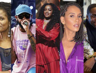 No dia da Consciência Negra, Glamurama destaca 5 personalidades brasileiras que romperam barreiras