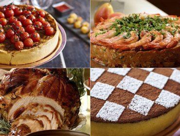Menu de Natal do Buffet Charlô é a dica para uma ceia deliciosa e sem preocupações