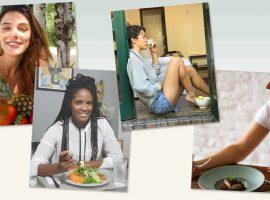 Movimento #jornadamaisnatural estimula internautas para uma alimentação fresh. Vem saber!
