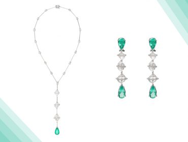 Nova safra de joias de Bruno Gioia aposta na beleza e poder energético das esmeraldas