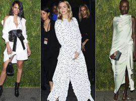 Premiação de moda americana é vitrine de modernidade e ousadia. Aos looks!