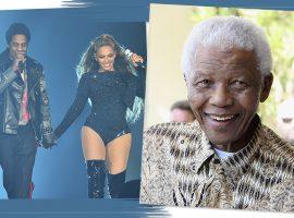 """Beyoncé publica carta aberta para homenagear centenário de Mandela: """"O impacto que você teve sobre minha vida ressoa em mim todos os dias"""""""