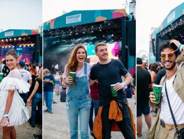 Tanqueray agita turma boa que passou pelo Festival Popload em São Paulo. Veja quem passou por lá!