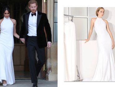 Stella McCartney lança primeira coleção para noivas e vestido de Meghan Markle é destaque