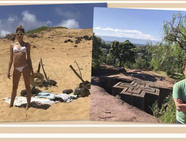 De Etiópia a Corumbau, por onde andam os glamurettes neste feriadão? Glamurama mostra