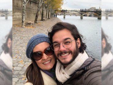 De rolê de metrô a selfie no museu, a viagem adolescente de Fátima Bernardes e Túlio Gadelha a Paris