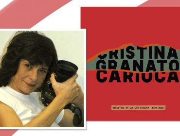 Cristina Granato se prepara para lançar livro com 600 fotos que retratam os agitos do Rio desde 1980