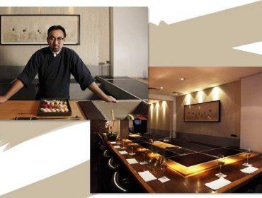 Restaurante de Jun Sakamoto comemora maioridade no balcão. Glamurama entrega!