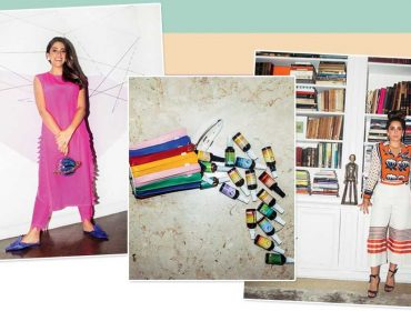 A empresária e curadora Camila Yunes Guarita ensina: arte e estilo têm tudo a ver