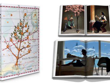 Four Seasons tem sua história ilustrada em livro pelo hypado artista Ignasi Monreal
