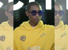 Pharrell Williams se prepara para desenvolver uma coleção inteira para a Chanel