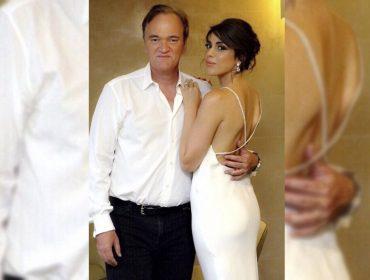 Quentin Tarantino se casa com Daniella Pick em uma cerimônia íntima em Los Angeles