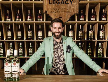 Dickie Cullimore, embaixador global do rum Bacardí, visita o Brasil pela primeira vez. À entrevista!