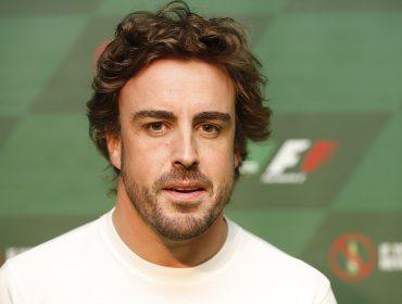 Fernando Alonso é presença garantida em festa hypada promovida pela Chandon
