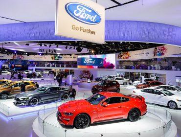 Ford traz o melhor da tecnologia, conectividade e inovação para o Salão Automóvel