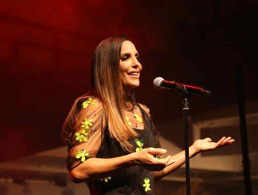 Festa beneficente do MASP tem show de Ivete Sangalo. Aos cliques!