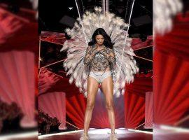 Chororô na passarela: despedida emocionante de Adriana Lima do Victoria's Secret Fashion Show