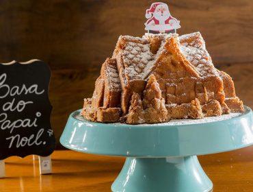 Bolos de Natal da Espaço D Gastronomia conquistam o Glamurama e restaurante prepara ceia para a data
