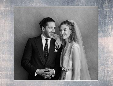 Herdeira da Zara se casa na Espanha com direito aquatro looks e show de Chris Martin