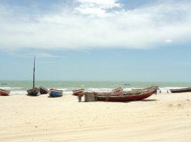 Etapa do mundial de Kitesurf promete ferver a Praia do Preá, no Ceará